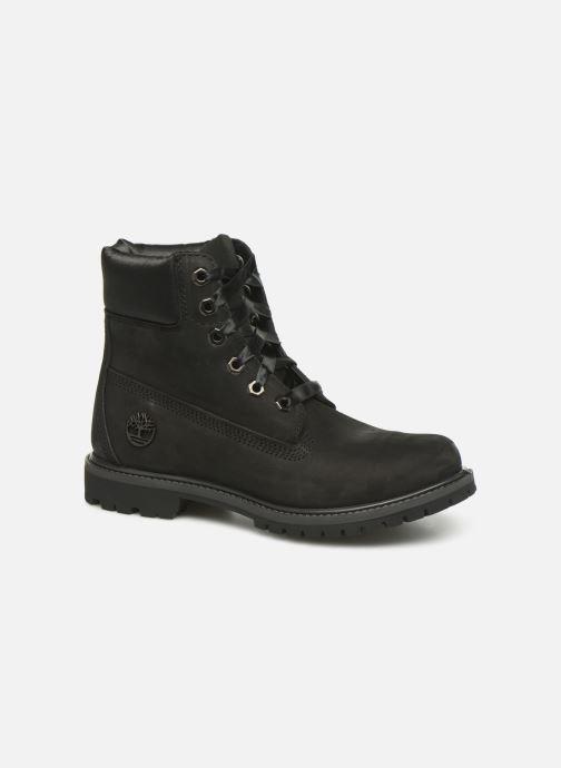 Boots en enkellaarsjes Timberland 6in Premium WP Boot L/F- W Zwart detail