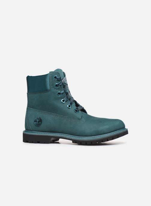Bottines et boots Timberland 6in Premium WP Boot L/F- W Bleu vue derrière