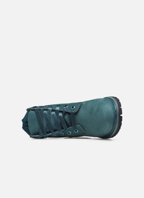 Bottines et boots Timberland 6in Premium WP Boot L/F- W Bleu vue gauche