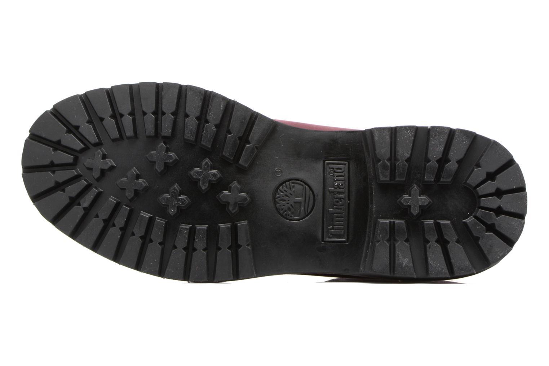 Bottines et boots Timberland 6in Premium WP Boot L/F- W Violet vue haut