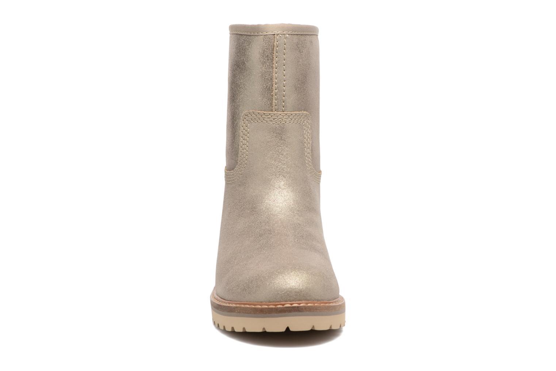 Stiefeletten & Boots Timberland Chamonix Valley Winter Boot gold/bronze schuhe getragen