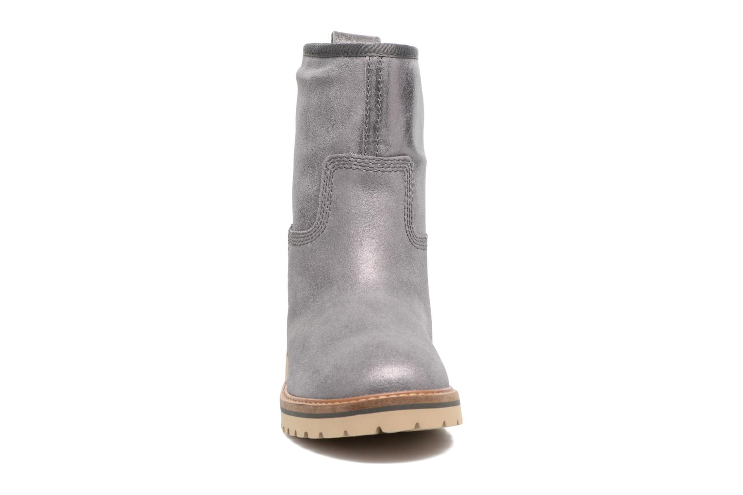 Bottines et boots Timberland Chamonix Valley Winter Boot Argent vue portées chaussures