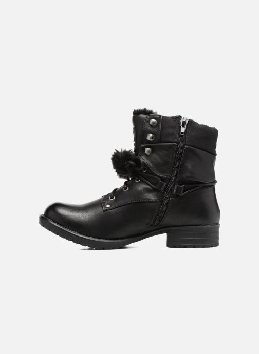 Ankle boots Bullboxer Maria Black front view