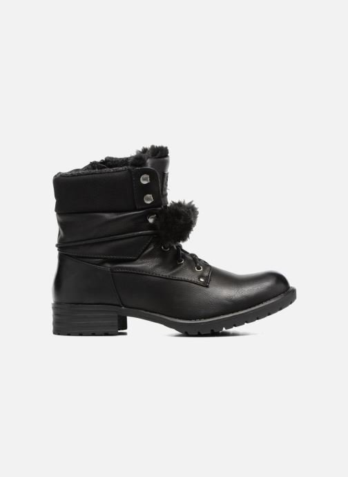 Ankle boots Bullboxer Maria Black back view