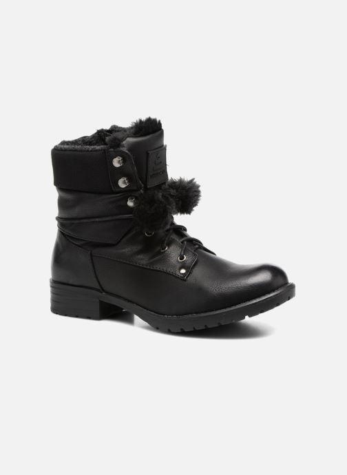 Bottines et boots Bullboxer Maria Noir vue détail/paire