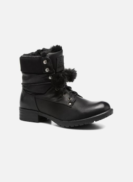 Ankle boots Bullboxer Maria Black detailed view/ Pair view