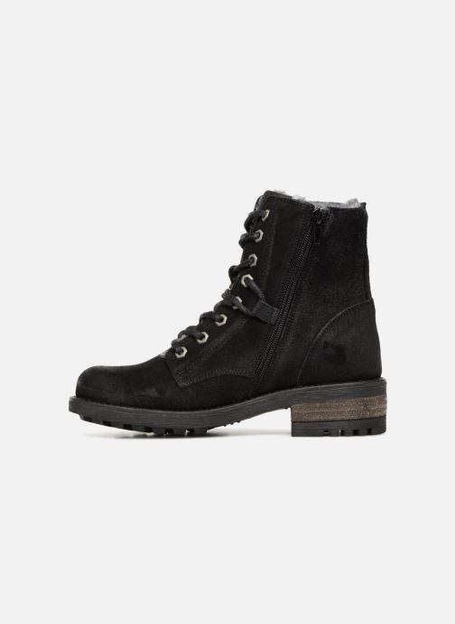 Bottines et boots Bullboxer Elisa Noir vue face