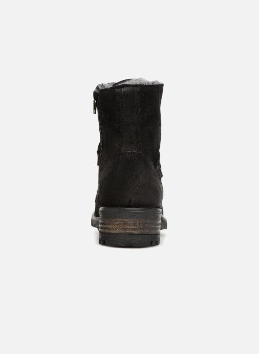 Bottines et boots Bullboxer Elisa Noir vue droite