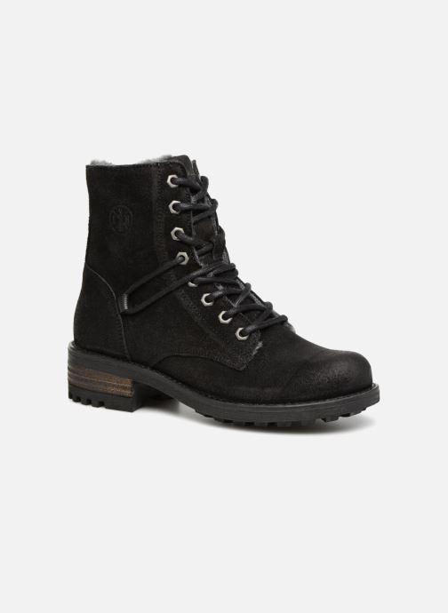 Bottines et boots Bullboxer Elisa Noir vue détail/paire
