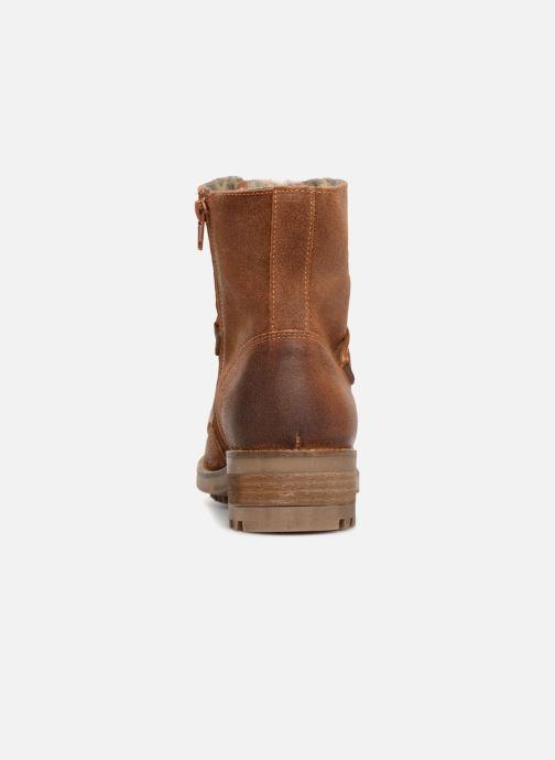 Bottines et boots Bullboxer Elisa Marron vue droite
