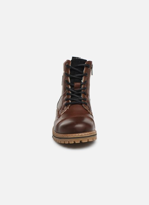 Boots en enkellaarsjes Bullboxer Tom Bruin model