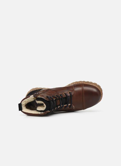Boots en enkellaarsjes Bullboxer Tom Bruin links