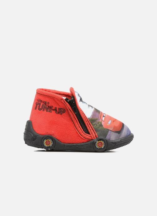 Pantofole Cars Rubanier Rosso immagine posteriore