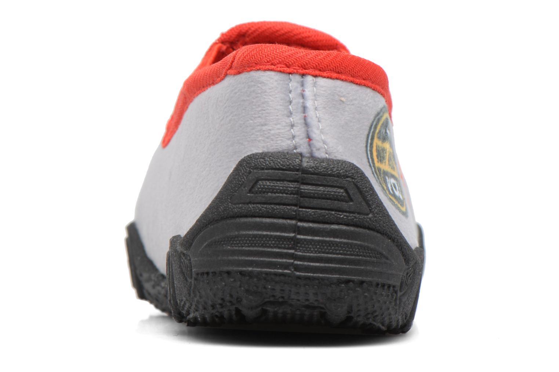 Pantofole Cars Suzario Grigio immagine destra