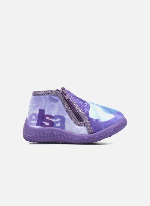 Slippers Frozen Scordia Purple back view