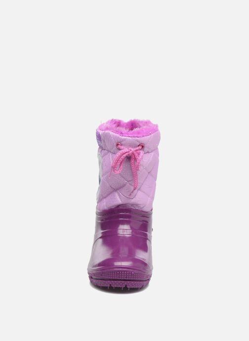 Chaussures de sport Frozen Sologne Violet vue portées chaussures