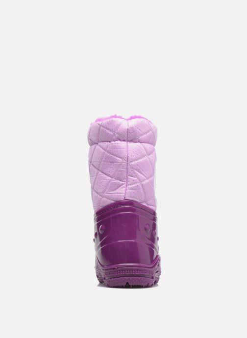 Zapatillas de deporte Frozen Sologne Violeta      vista lateral derecha