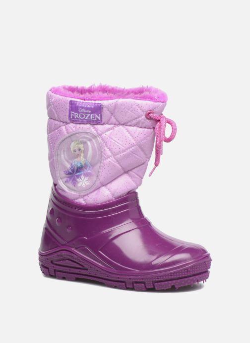 Chaussures de sport Frozen Sologne Violet vue détail/paire