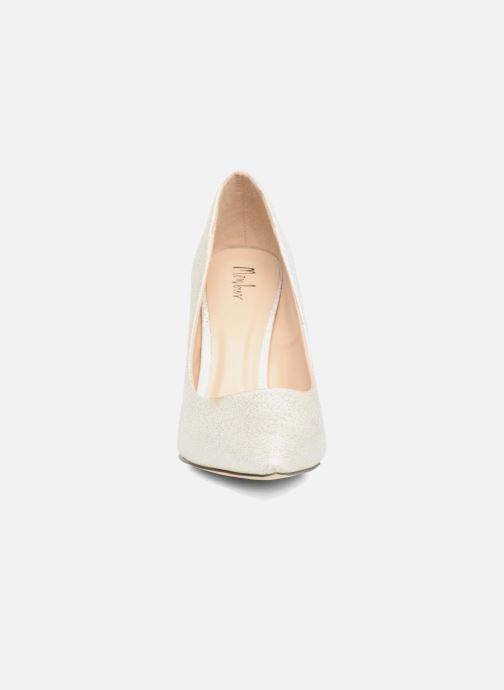 Escarpins Menbur Servier Blanc vue portées chaussures