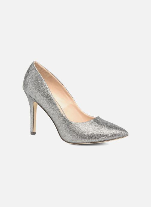 Zapatos de tacón Menbur Servier Plateado vista de detalle / par