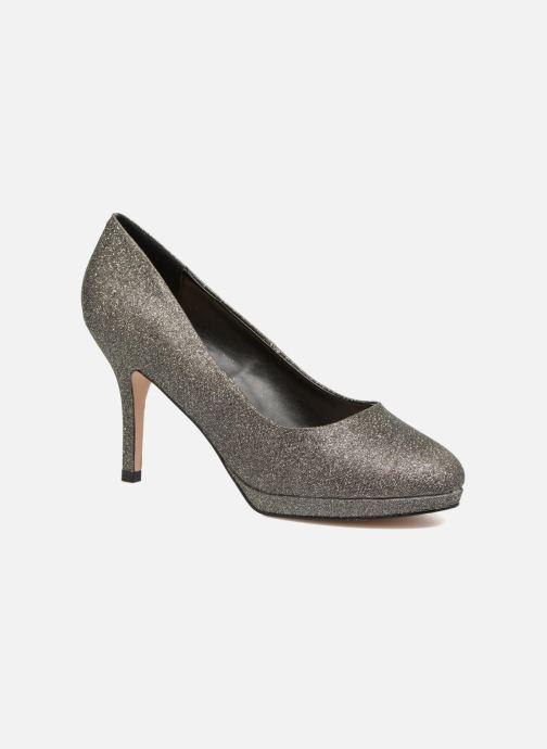 Zapatos de tacón Menbur Yedra Gris vista de detalle / par