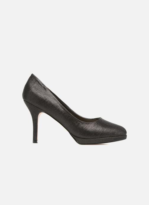 Zapatos de tacón Menbur Yedra Negro vistra trasera