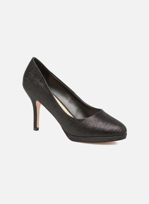 Zapatos de tacón Menbur Yedra Negro vista de detalle / par