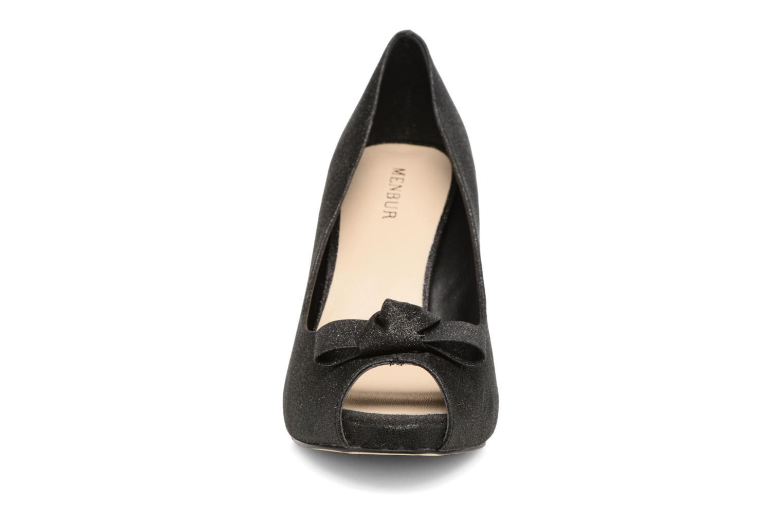 Escarpins Menbur Coulanges Noir vue portées chaussures