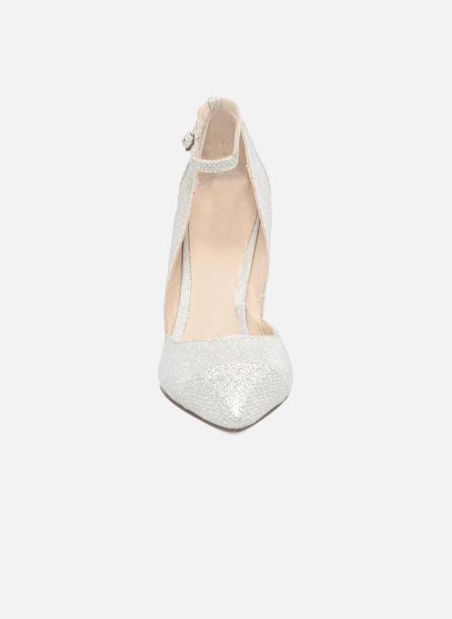 Escarpins Menbur Motown Argent vue portées chaussures