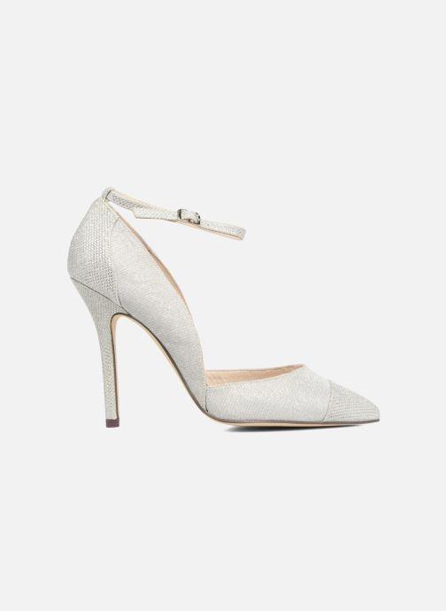 High heels Menbur Motown Silver back view