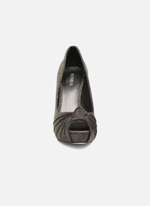 Zapatos de tacón Menbur Yantra Negro vista del modelo