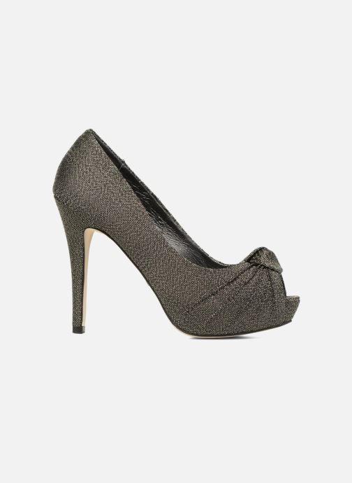 Zapatos de tacón Menbur Yantra Negro vistra trasera