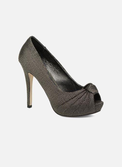 Zapatos de tacón Menbur Yantra Negro vista de detalle / par