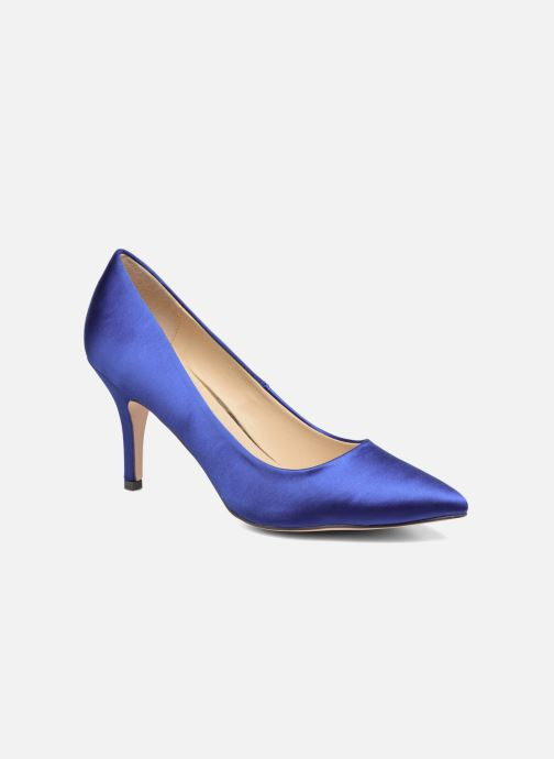 Pumps Menbur Domingo Blauw detail