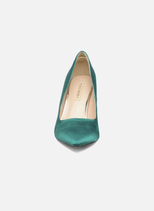 Zapatos de tacón Menbur Domingo Verde vista del modelo