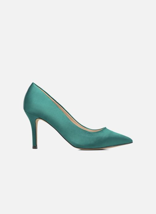 Zapatos de tacón Menbur Domingo Verde vistra trasera