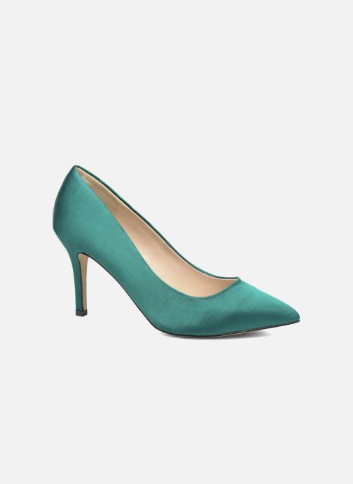 Zapatos de tacón Menbur Domingo Verde vista de detalle / par
