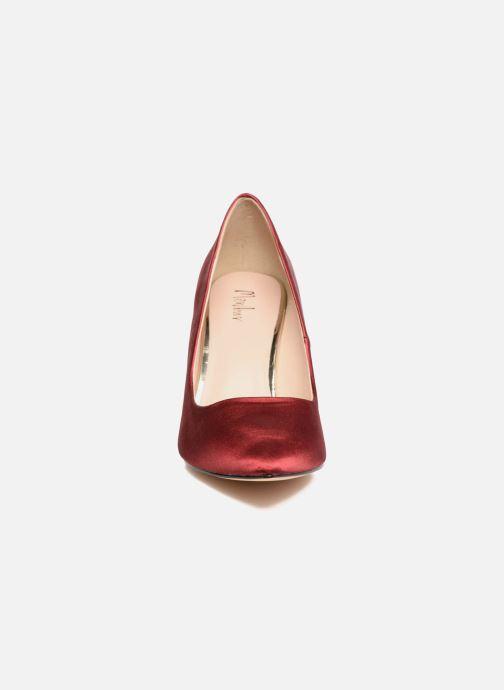 Zapatos de tacón Menbur Domingo Vino vista del modelo