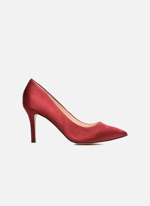 Zapatos de tacón Menbur Domingo Vino vistra trasera