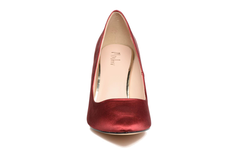 Escarpins Menbur Domingo Bordeaux vue portées chaussures