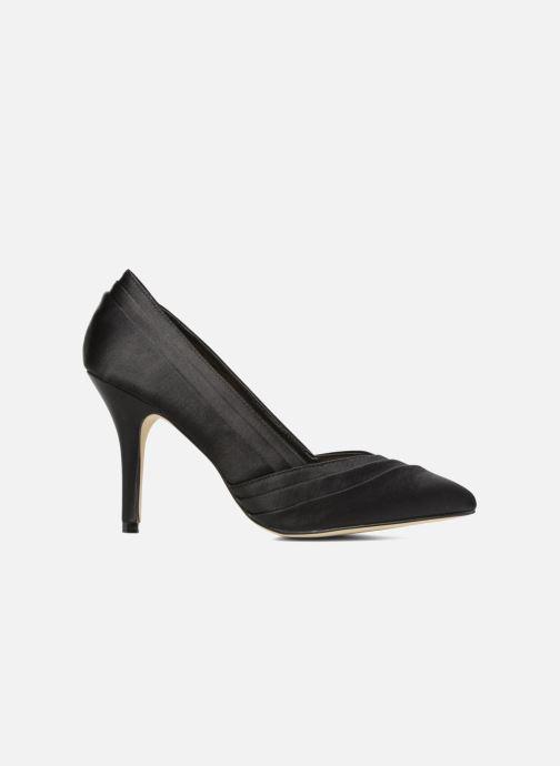 Zapatos de tacón Menbur Cortecillas Negro vistra trasera