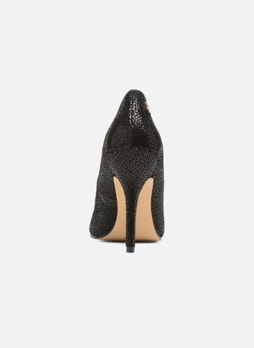 High heels Menbur Albergue Black view from the right