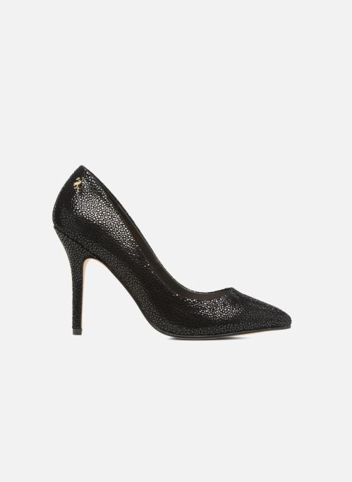 High heels Menbur Albergue Black back view