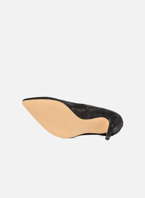 High heels Menbur Albergue Black view from above
