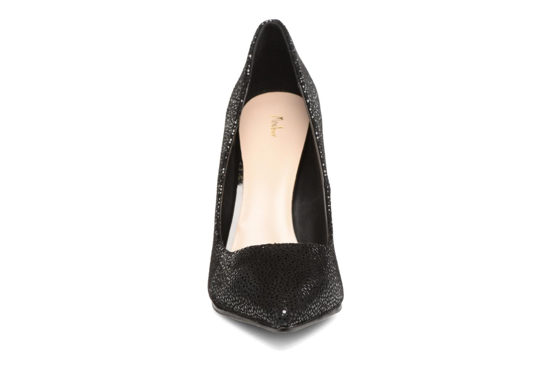 Escarpins Menbur Albergue Noir vue portées chaussures