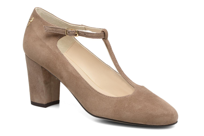 Zapatos de tacón Menbur Buren Beige vista de detalle / par