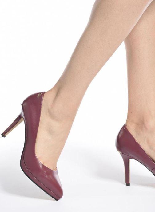 Zapatos de tacón Menbur Gela Gris vista de abajo