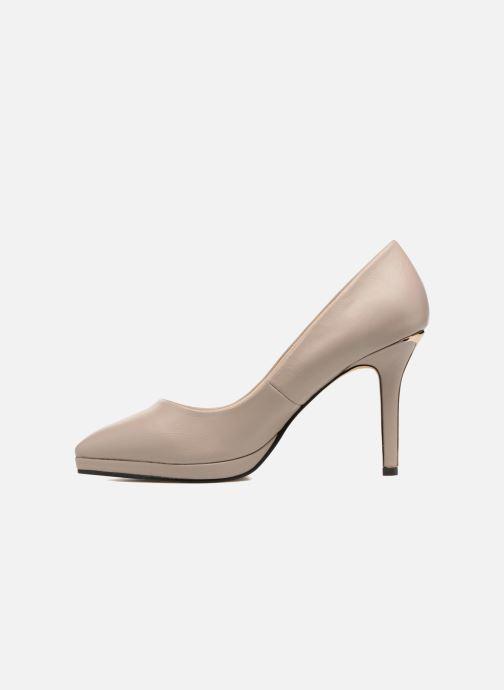 Zapatos de tacón Menbur Gela Gris vista de frente