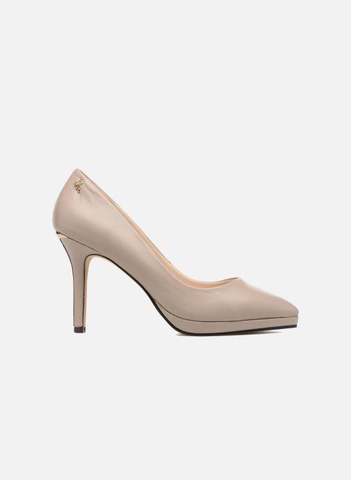 Zapatos de tacón Menbur Gela Gris vistra trasera