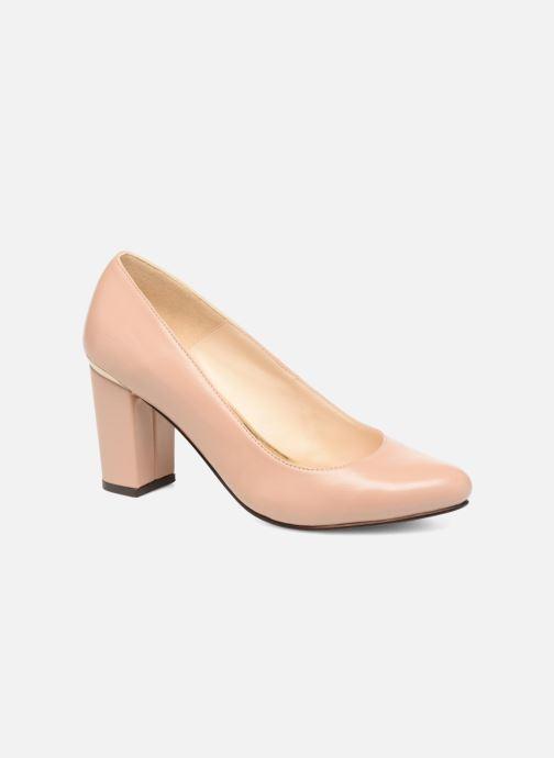 Zapatos de tacón Menbur Salso Rosa vista de detalle / par